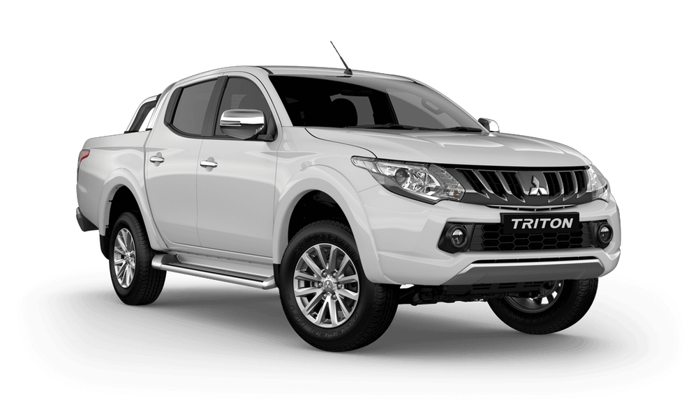 18my triton gls 4wd double cab - pick up 4wd diesel auto