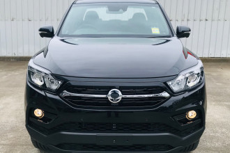 2020 SsangYong Musso XLV Q201 Ultimate Utility