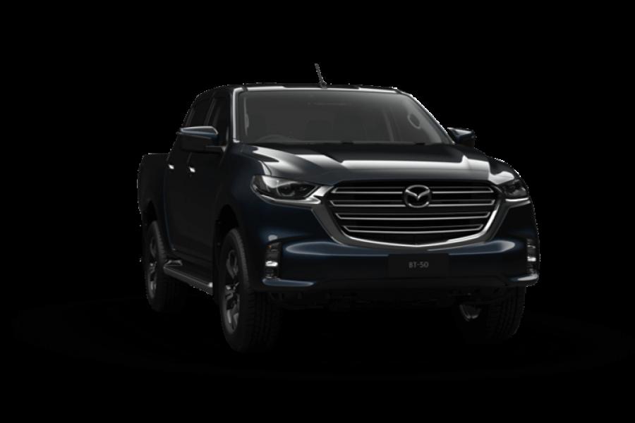 2020 Mazda BT-50 XTR 4x4 Dual Cab Pickup