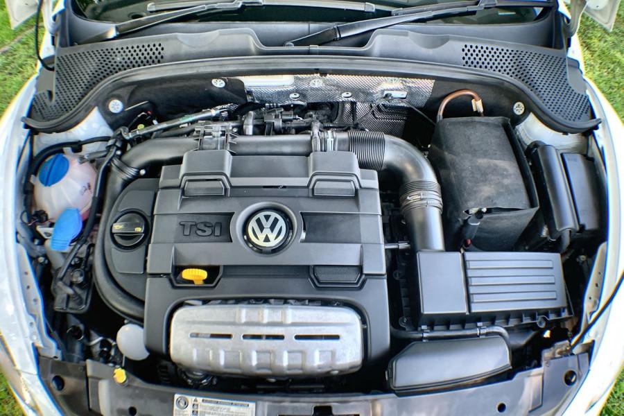 2014 Volkswagen Beetle 1L MY14 Coupe