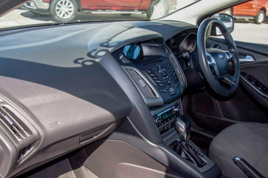 2014 Ford Focus LW MK2 MY14 Trend Hatchback Image 8