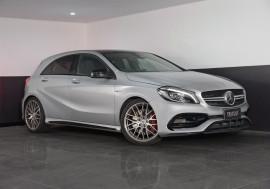 Mercedes-Benz A45 Amg Mercedes-Amg A45 Amg Auto