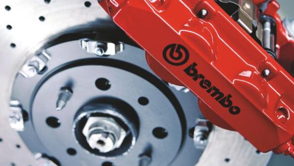 595C Maximum braking power