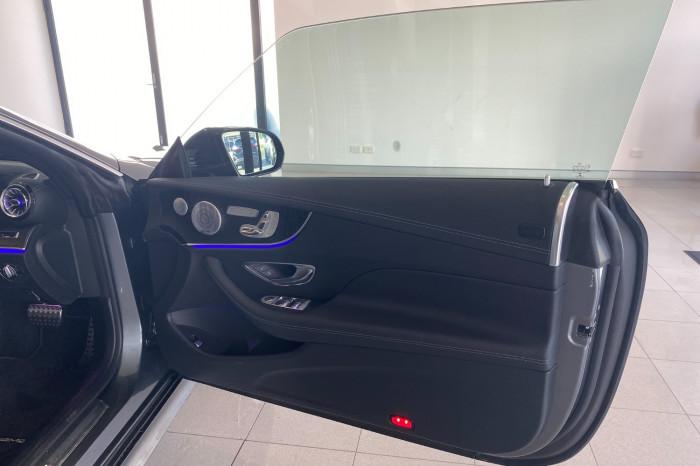 2020 Mercedes-Benz E Class Convertible Image 8