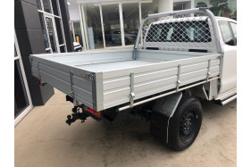 2016 Ford Ranger PX MKII XL Cab chassis Image 4