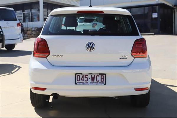 2015 Volkswagen Polo 6R MY15 66TSI Trendline Hatchback Image 4