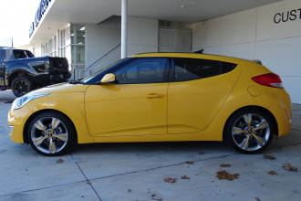 2012 MY13 Hyundai Veloster Veloster + Coupe