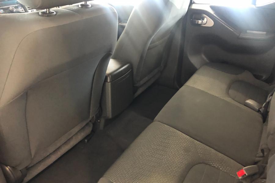 2012 Nissan Navara D40 S6 MY12 ST Utility Image 6