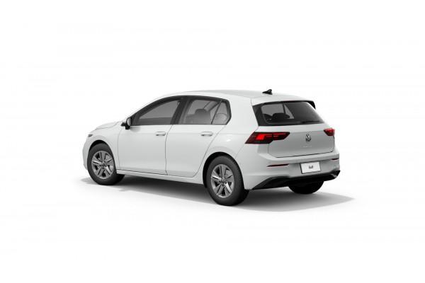 2021 Volkswagen Golf 8 110TSI Golf Wagon Image 3