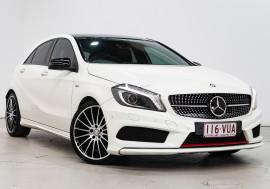 Mercedes-Benz A250 Sport Mercedes-Benz A250 Sport Auto