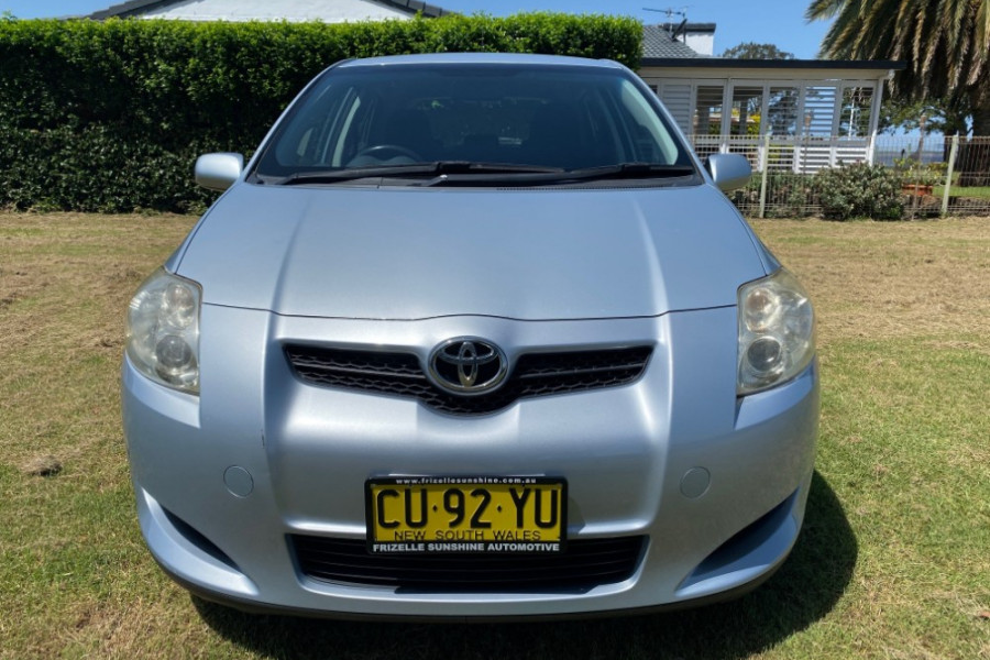 2008 Toyota Corolla ZRE152R Ascent Hatch Image 14