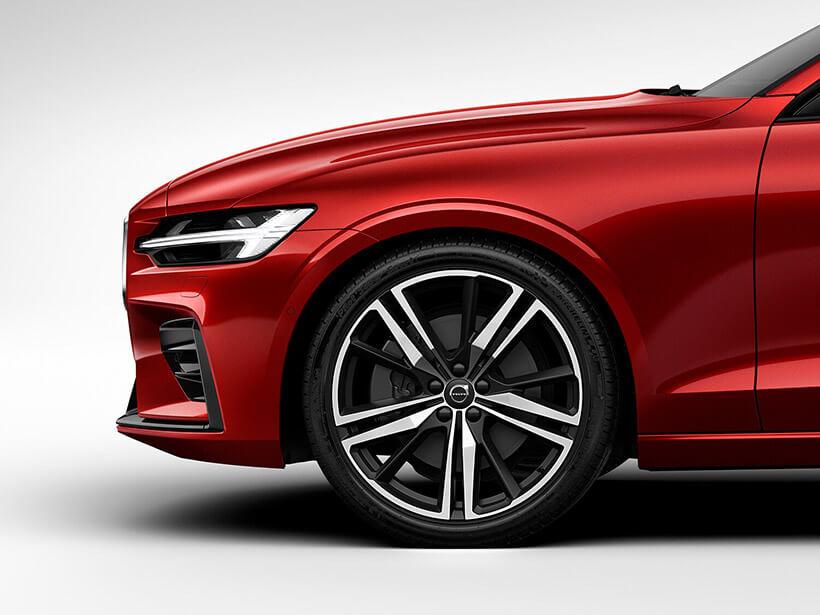Striking wheels Image