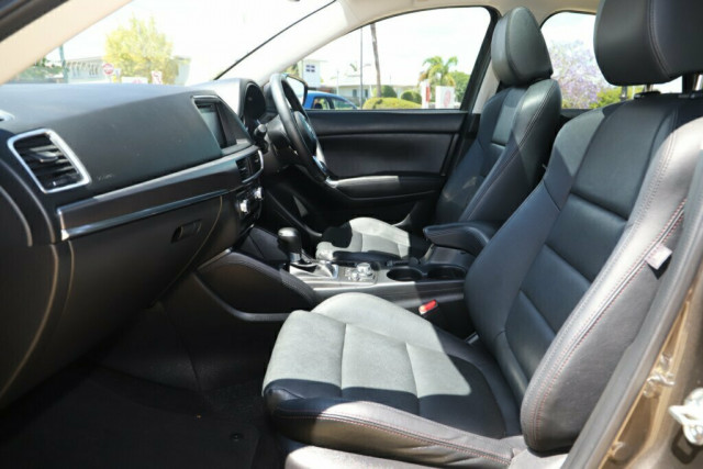 2016 Mazda CX-5 KE1032 Grand Touring SKYACTIV-Drive i-ACTIV AWD Suv Image 13