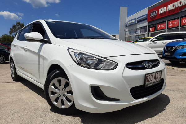 2015 MY16 Hyundai Accent RB3  Active Hatchback