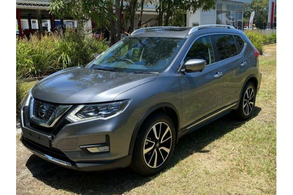 2019 Nissan X-Trail T32 Series 2 TI (4WD) (5Yr) Suv Image 3