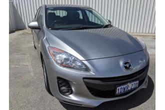2012 Mazda Mazda3 BL10F2 Maxx Maxx - Sport Hatchback Image 3