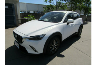 2015 Mazda CX-3 DK2W7A sTouring SKYACTIV-Drive Suv Image 3