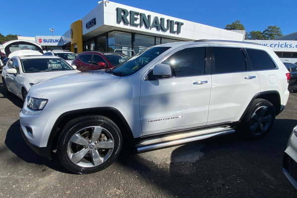 2013 MY14 Jeep Grand Cherokee WK  Limited Suv
