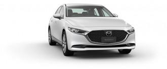 2021 MY20 Mazda 3 BP G25 GT Sedan Sedan image 5