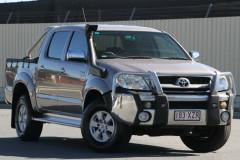 Toyota Hilux SR5 GGN25R MY10