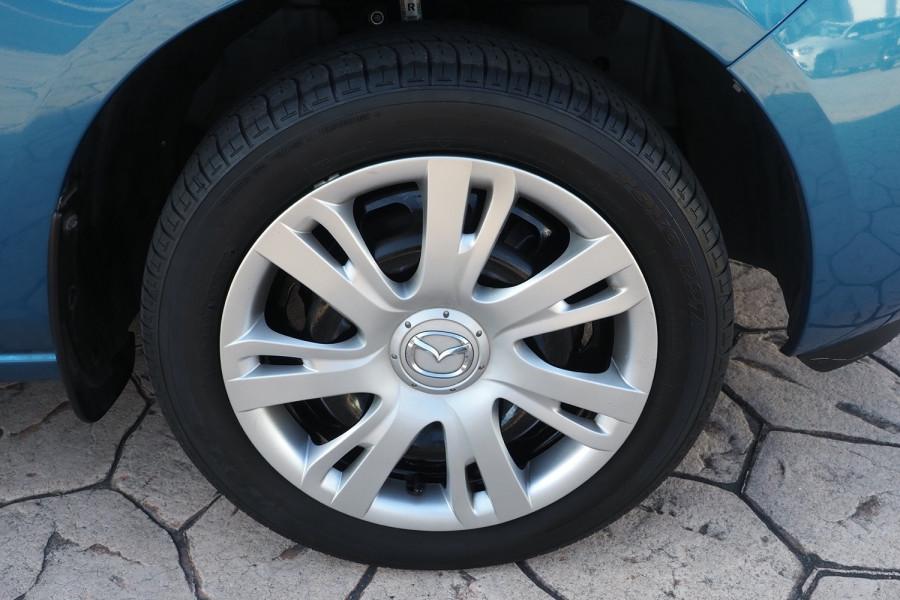 2012 Mazda 2 DE10Y2 MY12 Neo Hatchback