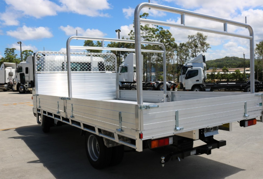 2019 Fuso Canter TRADIE TRAY TRADIE TRAY 515 WIDE CAB Tray