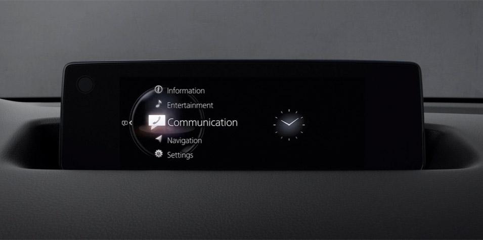 MAZDA CONNECT Image