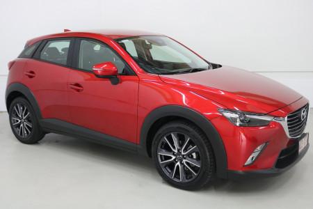 2017 Mazda CX-3 DK2W7A STOURING Suv Image 3
