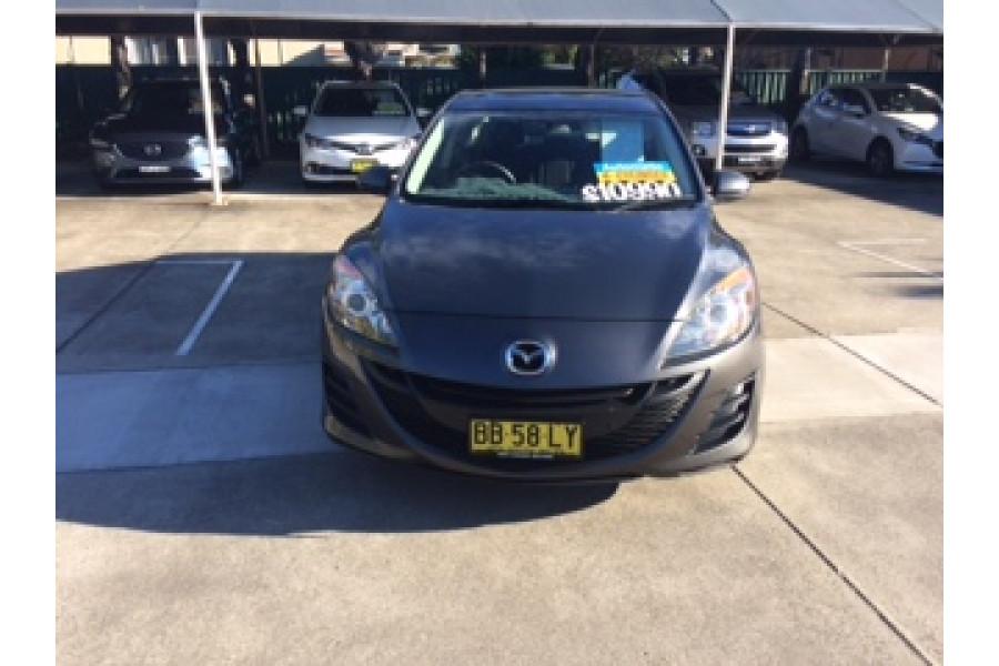 2009 Mazda 3 BL10F1 Neo Sedan