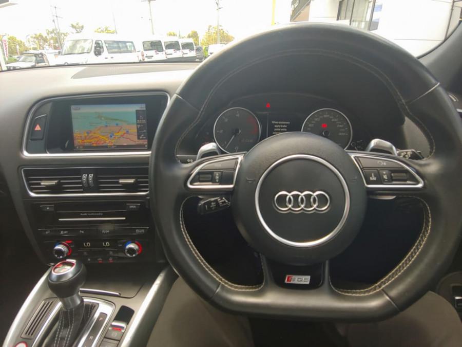2014 Audi Sq5 8R TDI Wagon