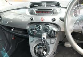 2014 Fiat 500 Series 3 Pop Dualogic Hatchback