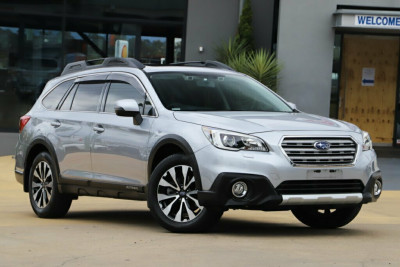 2015 Subaru Outback B6A MY15 2.5i CVT AWD Premium Suv