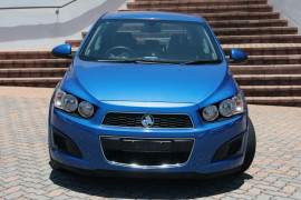 2014 Holden Barina TM MY14 CD Hatch
