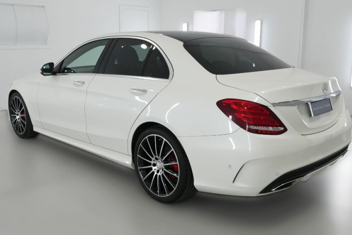 2015 Mercedes-Benz C-class W205 C250 Sedan