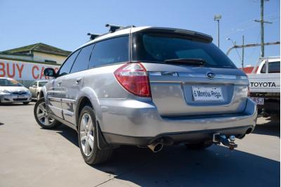 2007 Subaru Outback 3GEN MY08 Premium Pack Suv Image 2