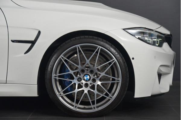 2018 BMW M3 Bmw M3 Competition Auto Competition Sedan Image 5