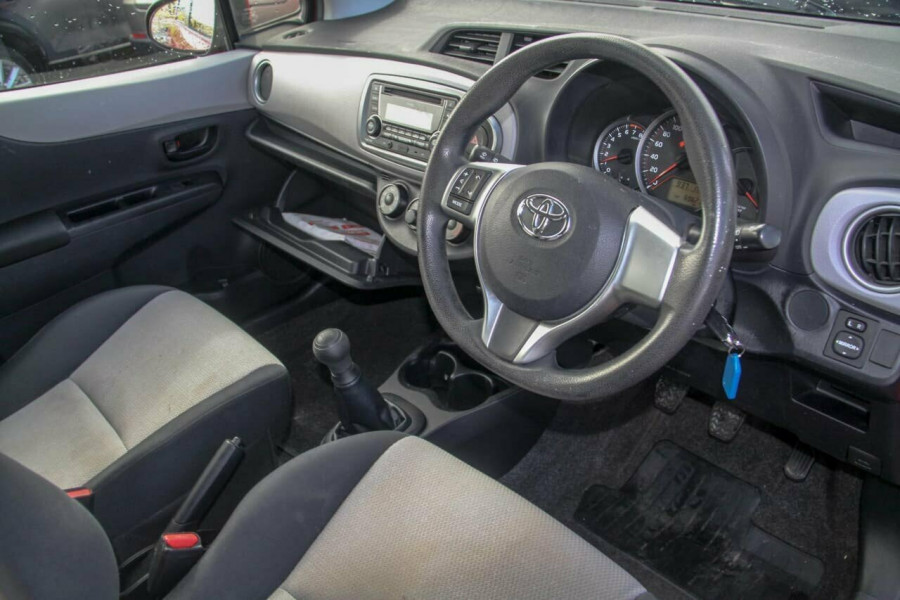 2013 Toyota Yaris NCP130R YR Hatchback Image 6