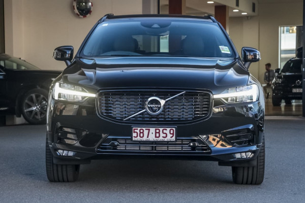 2021 Volvo XC60 UZ T6 R-Design Suv Image 2