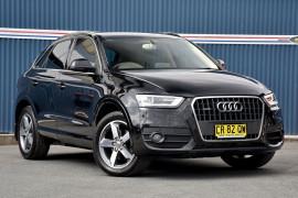 Audi Q3 TDI 8U MY12