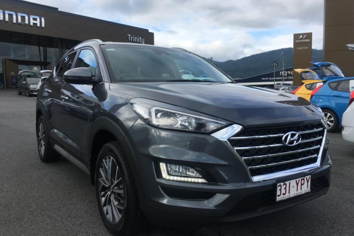2018 Hyundai Tucson TL3 Elite Wagon
