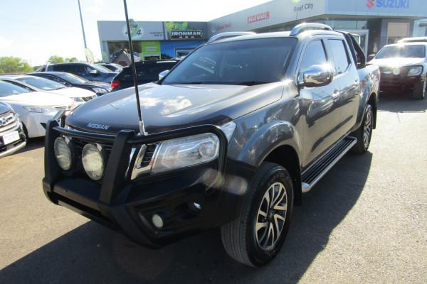 2017 Nissan Navara D23 S2 ST-X Utility