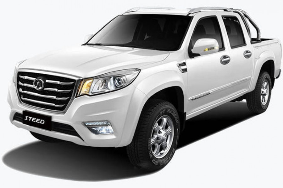 2018 Great Wall Steed NBP Dual Cab Diesel Utility