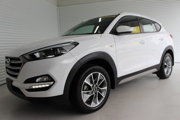 2018 Hyundai Tucson TL2 Active X Suv Image 4