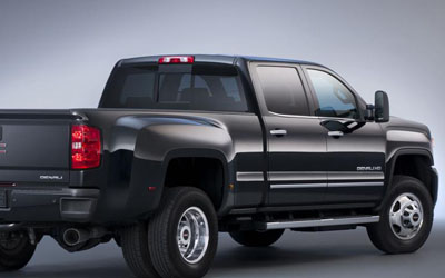 Sierra Denali 3500HD Signature Lighting And Engineered Airflow