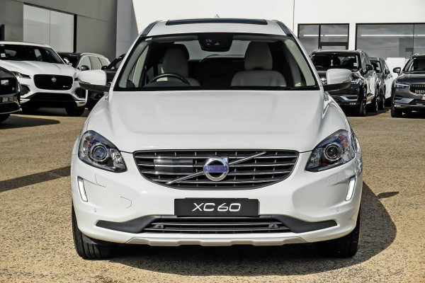 2016 Volvo XC60 (No Series) MY17 D4 Luxury Suv Image 3
