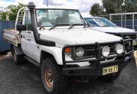 Toyota Landcruiser HZJ75RP