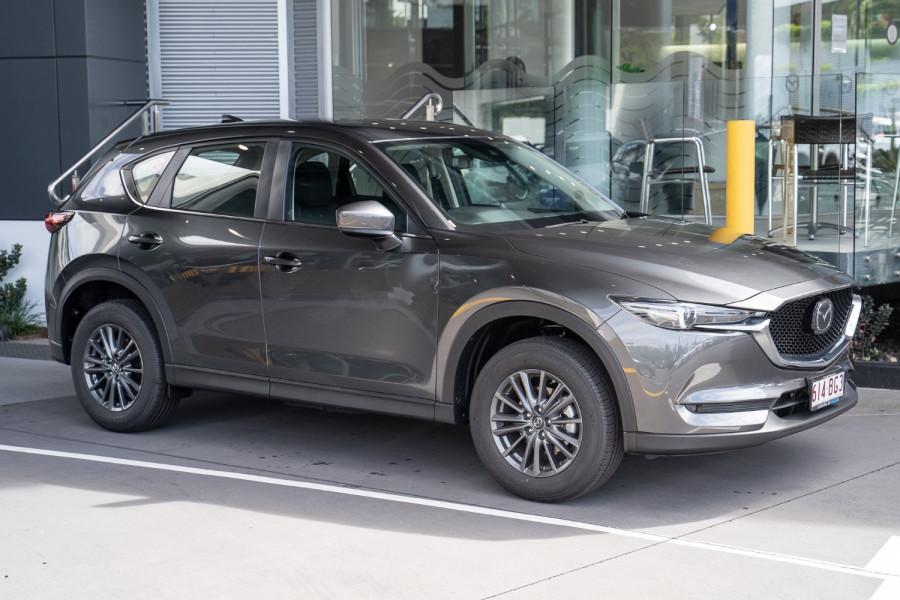 2021 Mazda CX-5 Maxx Sport