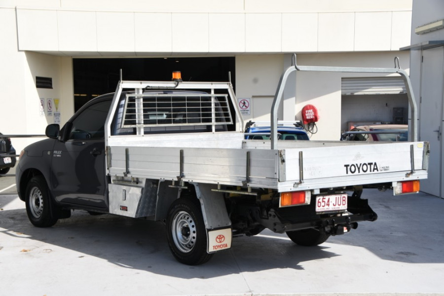 2006 MY05 Toyota HiLux TGN16R MY05 Workmate Ute