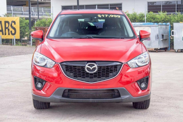 2013 Mazda CX-5 MY13 Grand Tourer (4x4) Suv Image 3