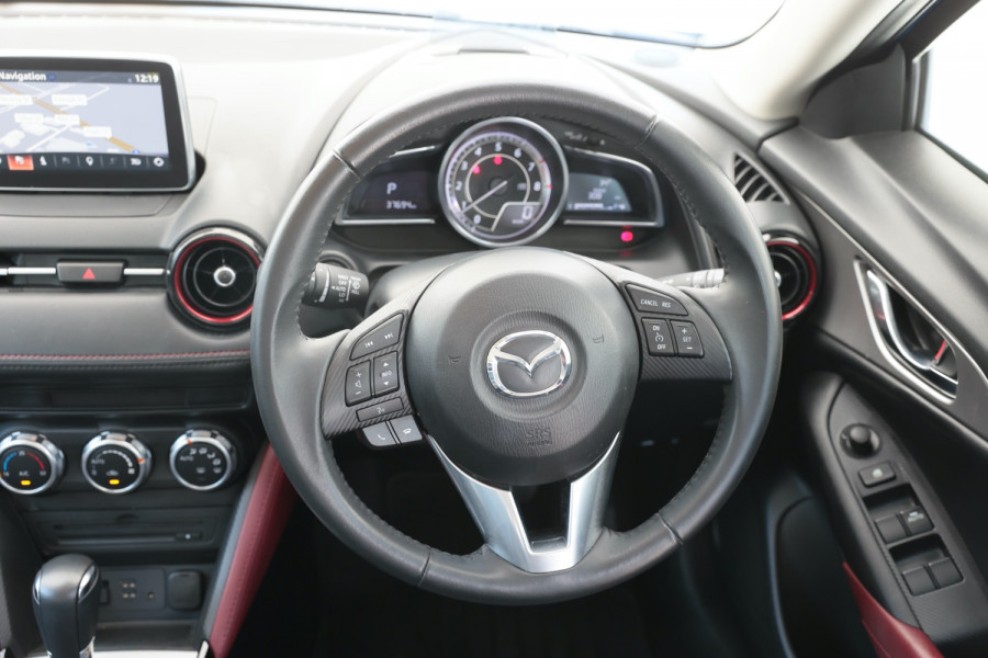 2016 Mazda CX-3 DK2W7A sTouring Suv Image 11